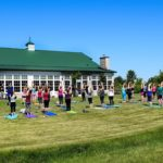 August 13th, 20th & 27th • Sunset Yoga at the Vineyard