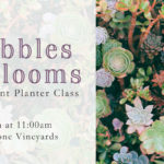 May 12th • Bubbles & Blooms (Sold Out)