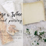 December 13th-16th • Cheese & Wine Pairing Weekend