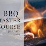 July 24th • Barbecue Seafood Master Course