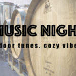 November 23rd • Tasting Room Tunes Saturday Evening 5-7:30pm