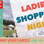 Rescheduled: AUGUST 21st • Ladies Shopping Night at the Vineyard