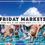 8/9 | FRIDAY MARKETS at LSV | Yoga, Vendors, Local Vibes & Grub