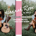 February 13th • Music with Hannah Rose VW Music – Galentine's Day