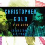 February 28th • Wine Down with CHRISTOPHER GOLD