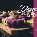February 11th, Tuesday • DESSERT + BEER PAIRING